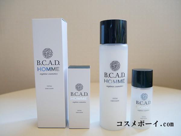 B.C.A.D.HOMMEの口コミ・評価